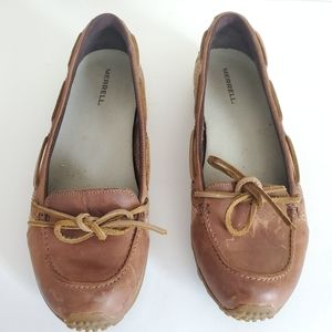 Merrell/ Brown Loafers/ Size 9